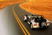 2001 Caterham Super Seven